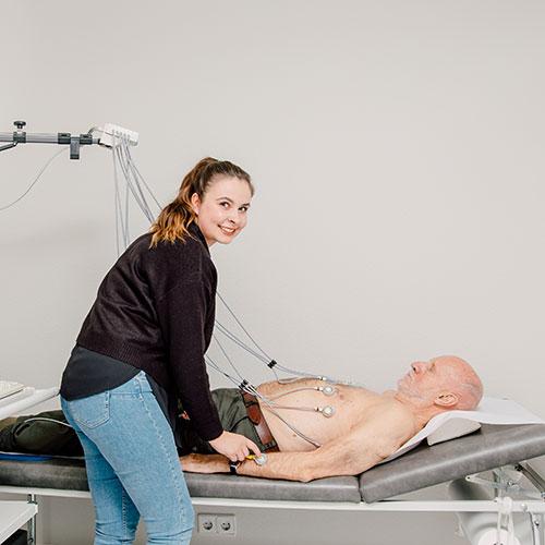 Hausarzt Sülz / Lindenthal - Krause / Gaensicke - Diagnostik