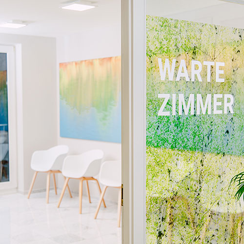 Hausarzt Sülz / Lindenthal - Krause / Gaensicke - Wartezimmer
